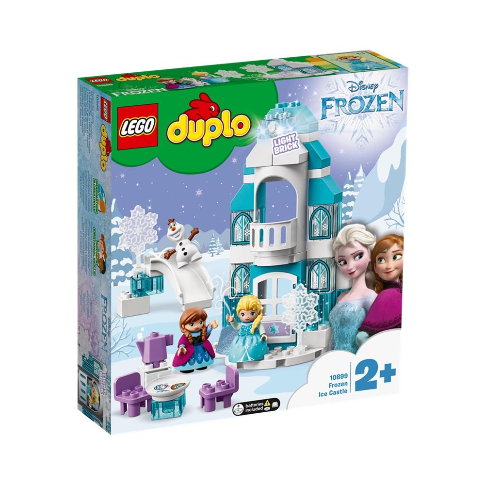 Castelo de Gelo da Frozen - Lego Duplo 10899 - 59 Peças