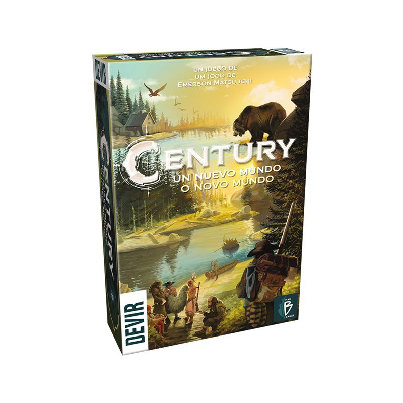 Century O Novo Mundo + Sleeves