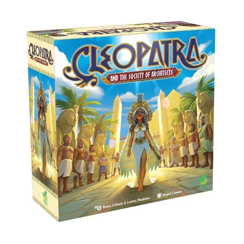Cleopatra Deluxe + Sleeves