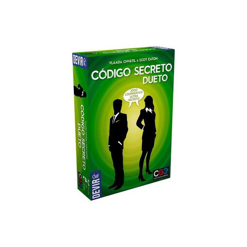 Código Secreto Dueto + Sleeves