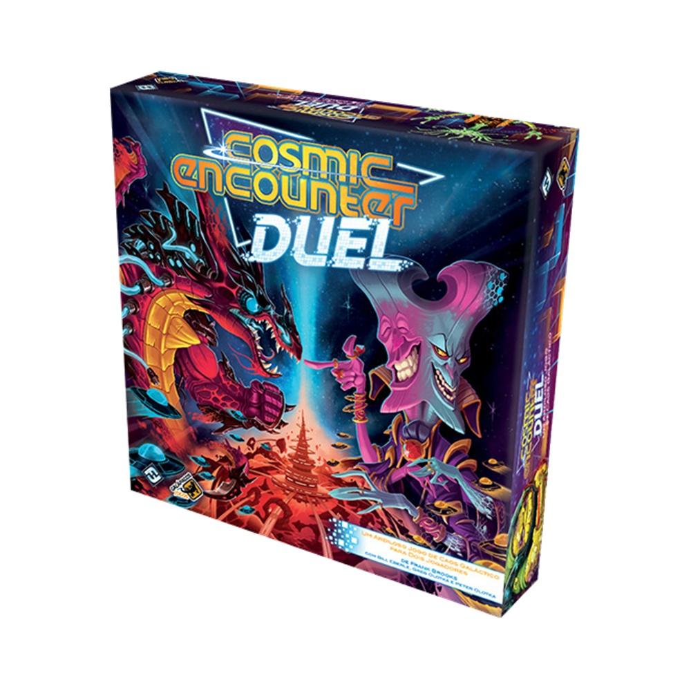 Cosmic Encounter Duel - Jogo de Tabuleiro - Galápagos Jogos (em português)