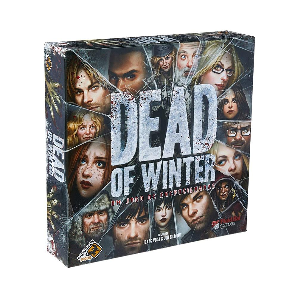Dead of Winter: Um Jogo de Encruzilhadas - Jogo de Tabuleiro - Galápagos Jogos (em português)