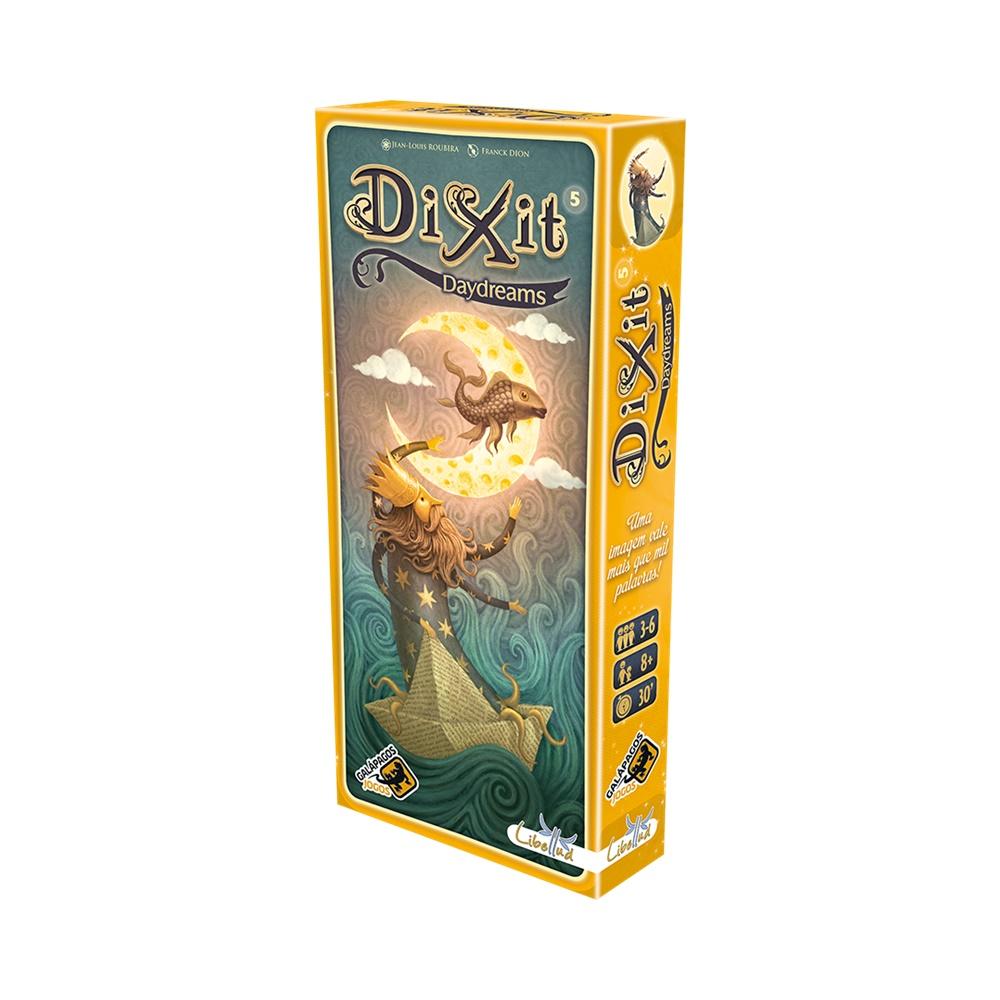 Dixit: Daydreams - Expansão Jogo de Tabuleiro - Galápagos Jogos (em português)