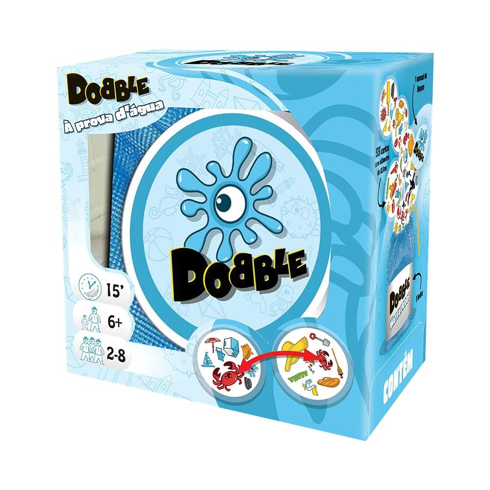 Dobble: a Prova Dagua - Jogo de Cartas - Galápagos Jogos (em português)