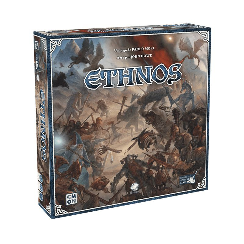 Ethnos + Sleeves