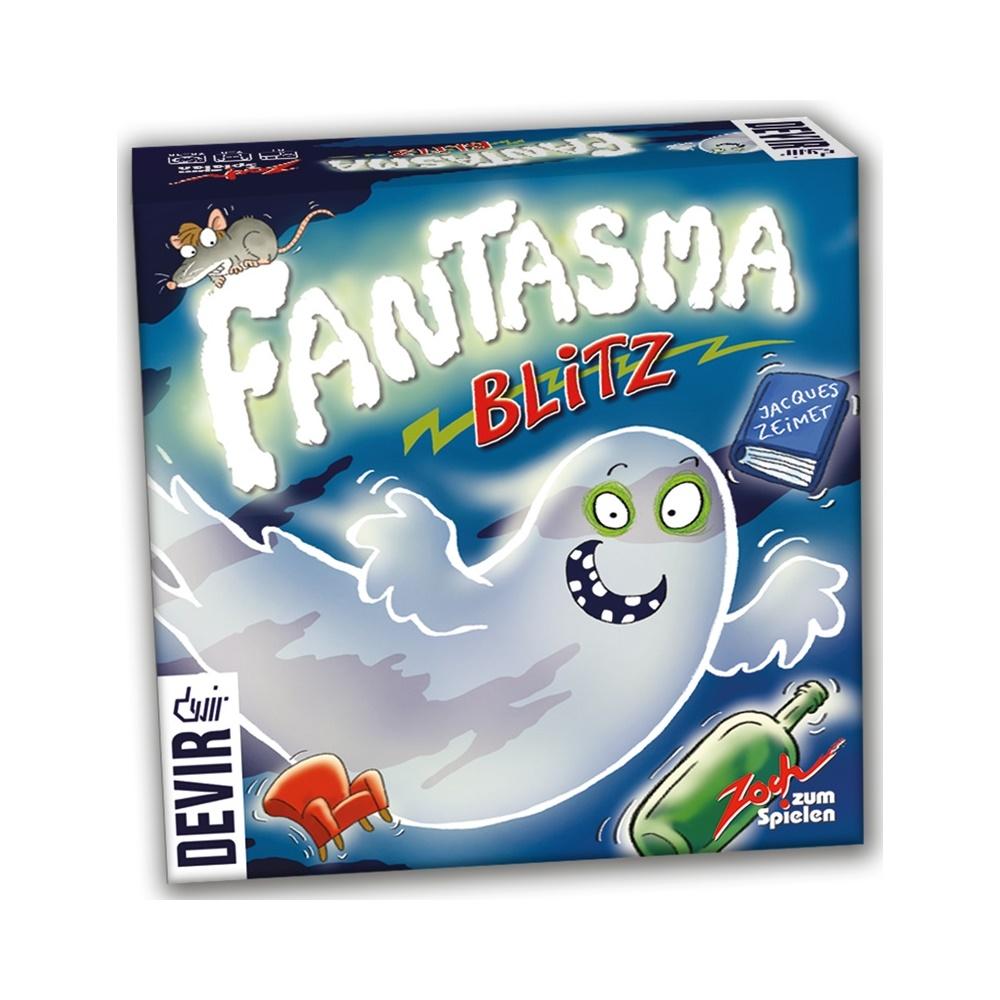 Fantasma Blitz - Jogo De Cartas - Editora Devir (pt-br)