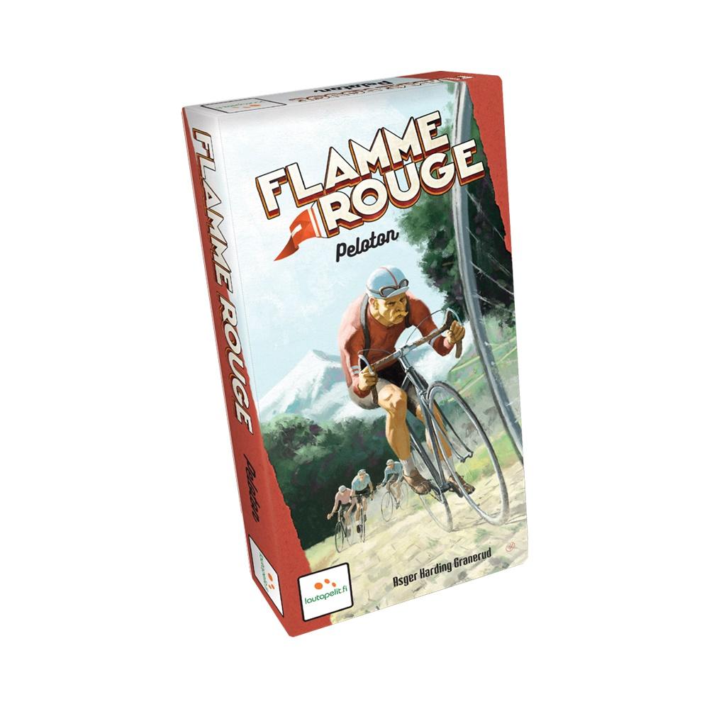 Flamme Rouge: Peloton - Expansão Jogo de Tabuleiro - Editora Conclave (em português)