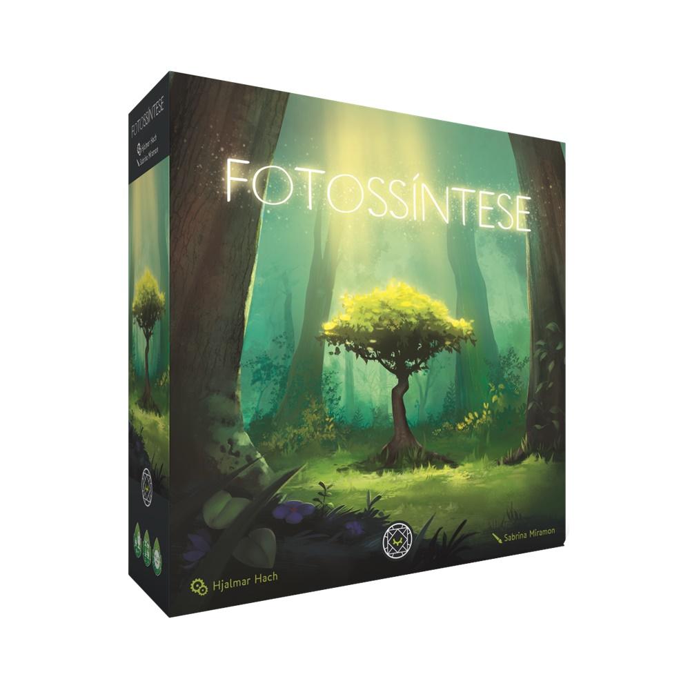 Fotossíntese - Jogo de Tabuleiro - Grok Games (em português)
