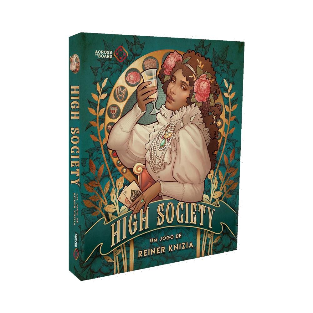 High Society - Jogo de Cartas - Across the Board (em português)