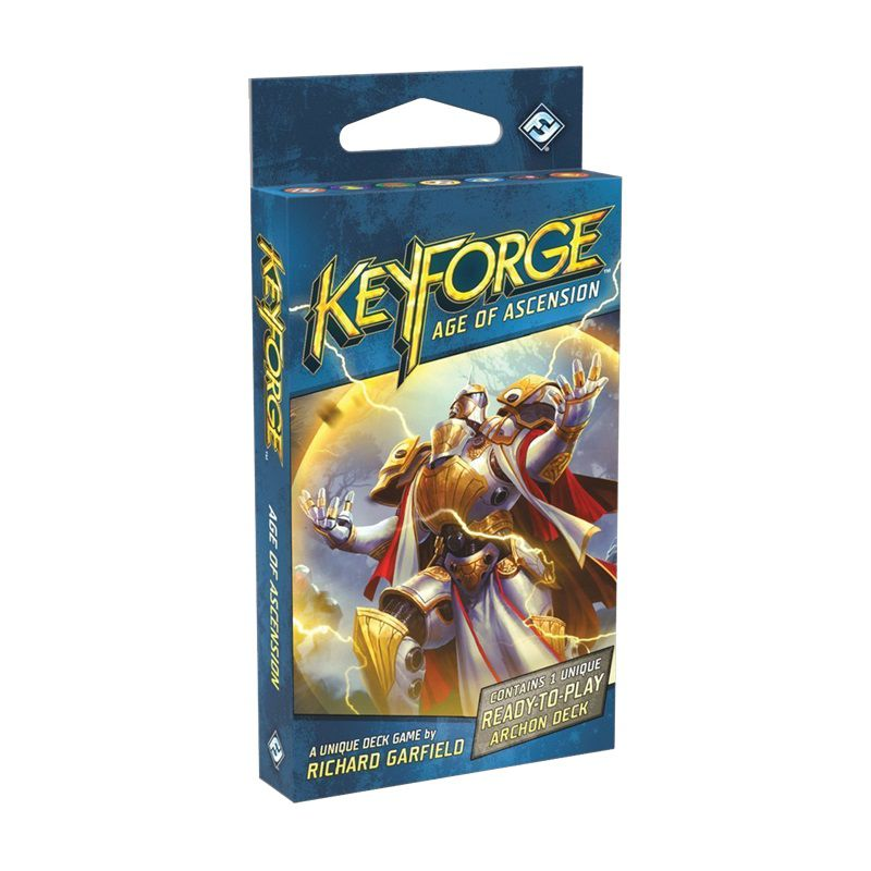 Keyforge: Era da Ascenção (Deck Exclusivo)