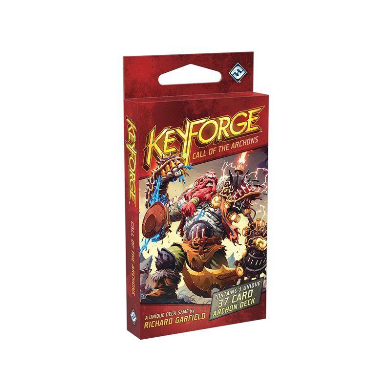 Keyforge: O Chamado dos Arcontes (Deck Exclusivo)