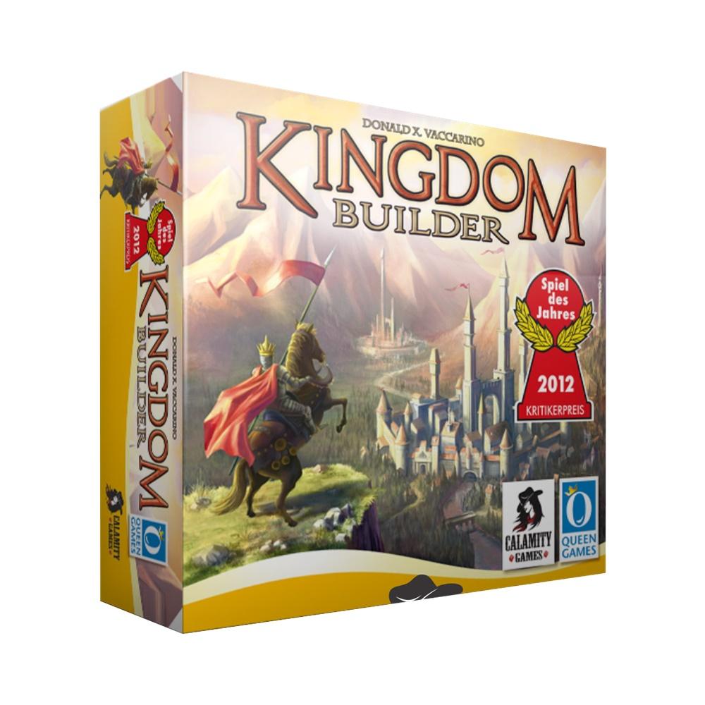 Kingdom Builder - Jogo de Tabuleiro - Calamity Games (em português)