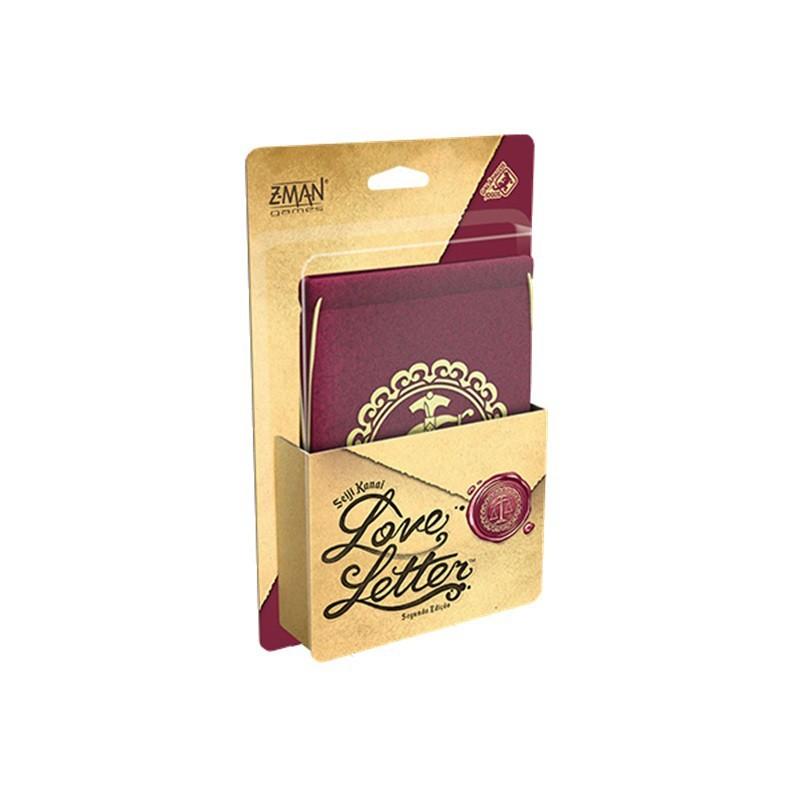 Love Letter (2ª Edição) + Sleeves