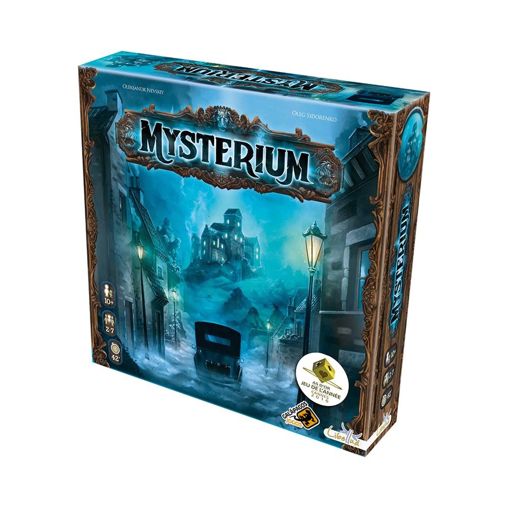 Mysterium - Jogo de Tabuleiro - Galápagos Jogos (em português)