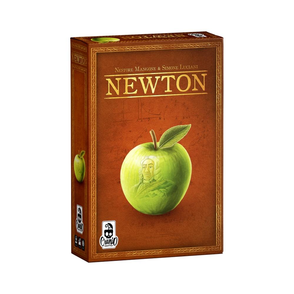 Newton - Jogo de Tabuleiro - MeepleBR (em português)