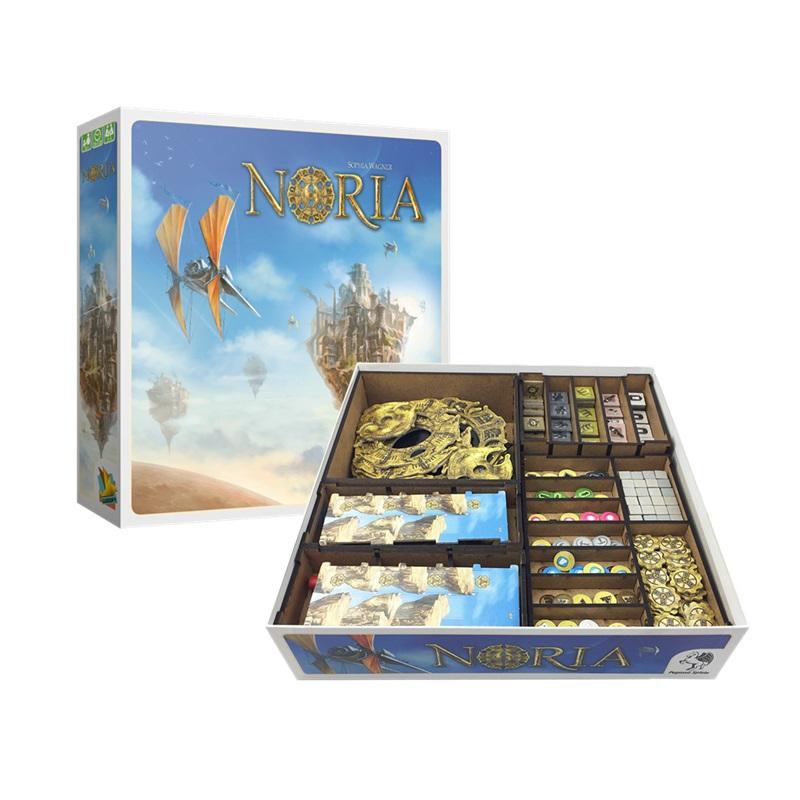 Noria - Organizador (Insert) em MDF - Bucaneiros Jogos