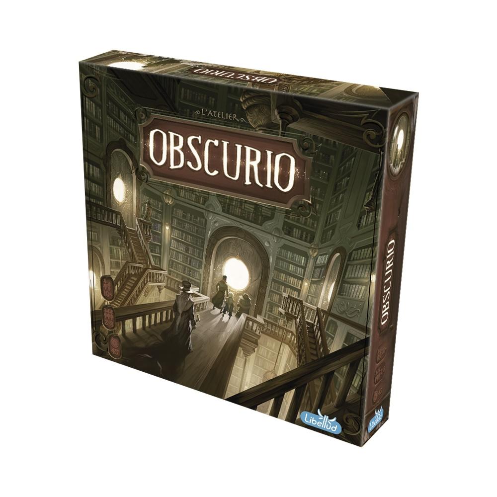 Obscurio - Jogo de Tabuleiro - Galápagos Jogos (em português)