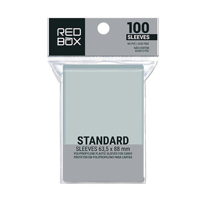 Padrão (Protetor de Carta) 63,5 x 88mm - Sleeve Editora Redbox