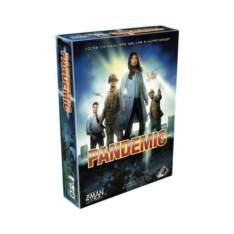 Pandemic + Estado De Emergência