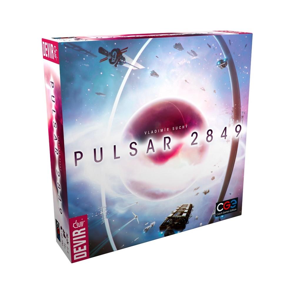 Pulsar 2849 - Jogo de Tabuleiro - Editora Devir (em português)