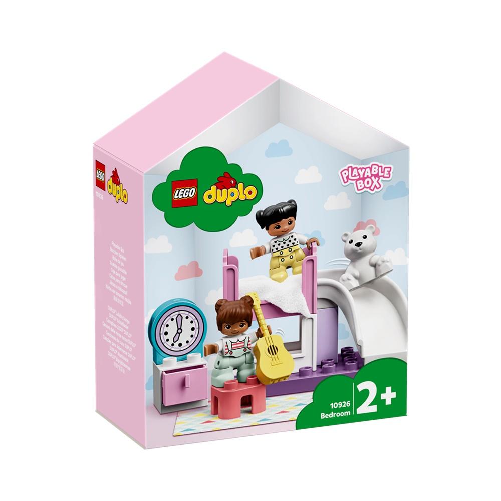 Quarto - Lego Duplo 10926 - 16 Peças