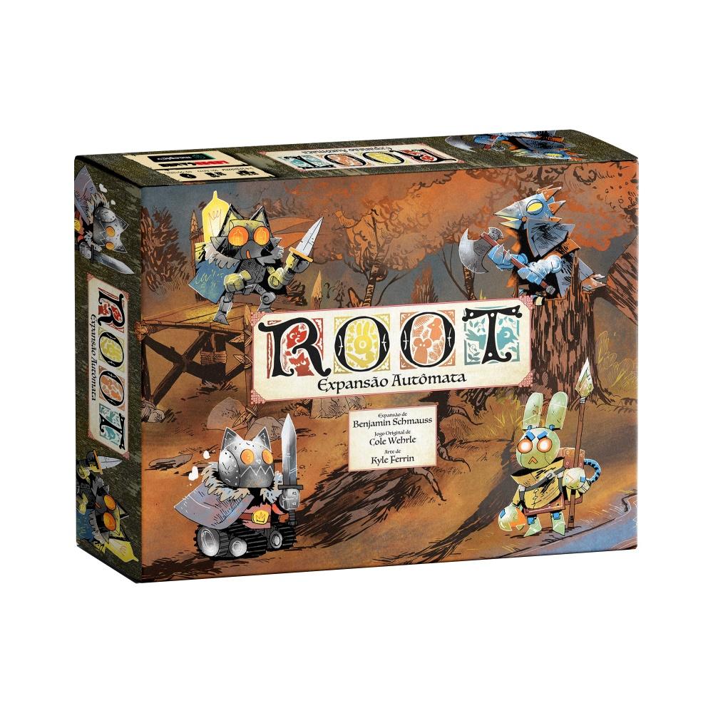 Root: Automata - Expansão Jogo de Tabuleiro - MeepleBR (em português)