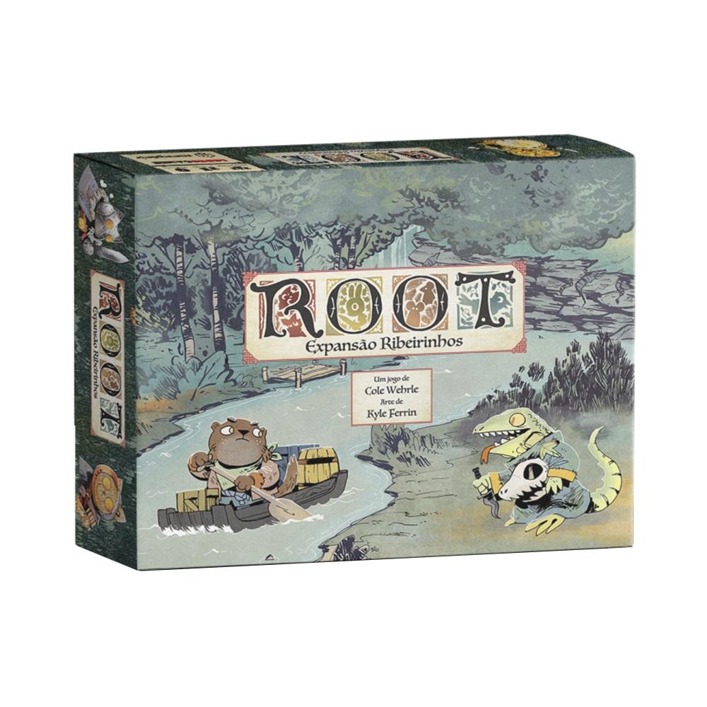 Root: Ribeirinhos - Expansão Jogo de Tabuleiro - MeepleBR (em português)