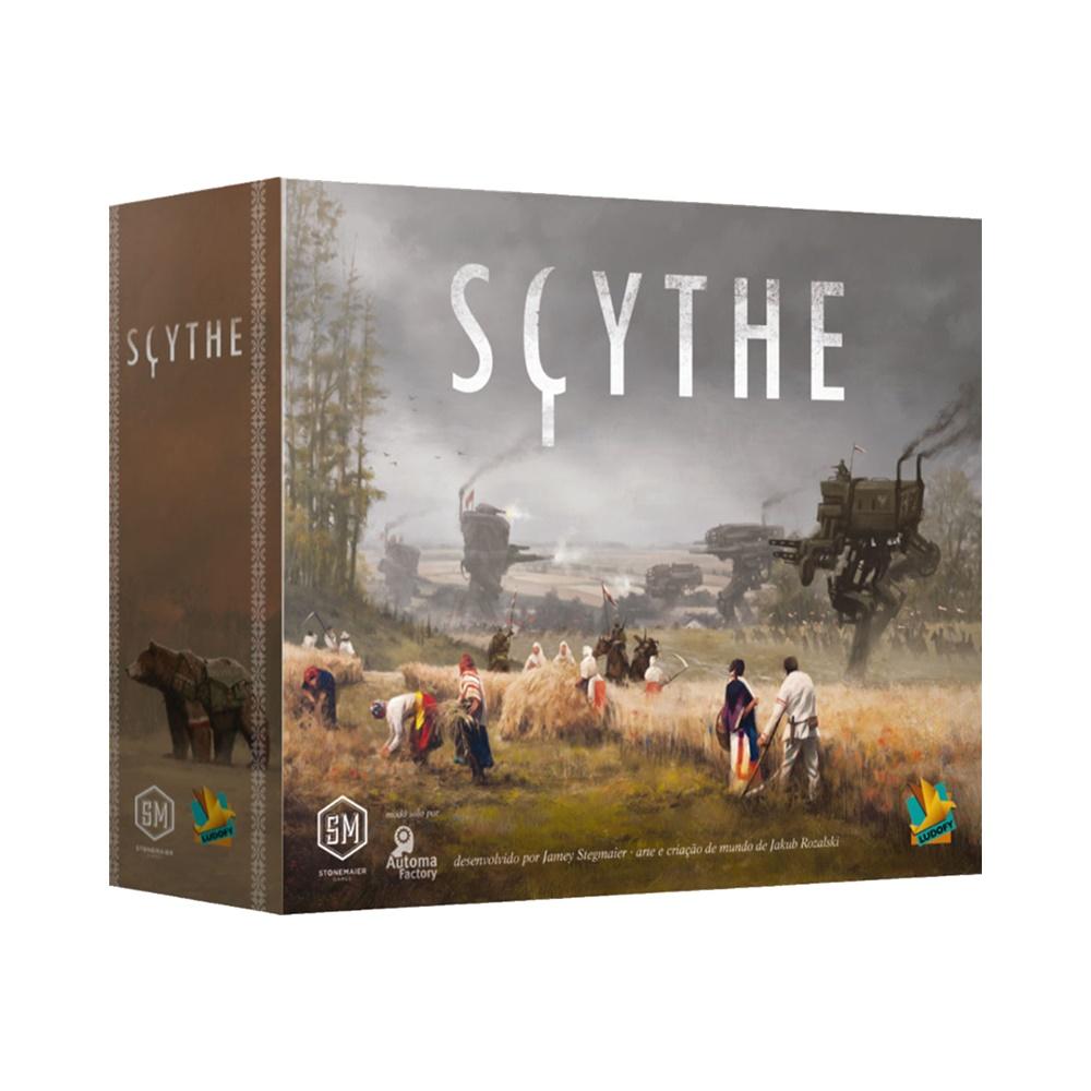 Scythe - Jogo de Tabuleiro - Grok Games (em português)