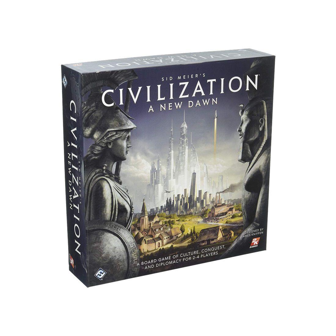 Sid Meiers Civilization + Sleeves