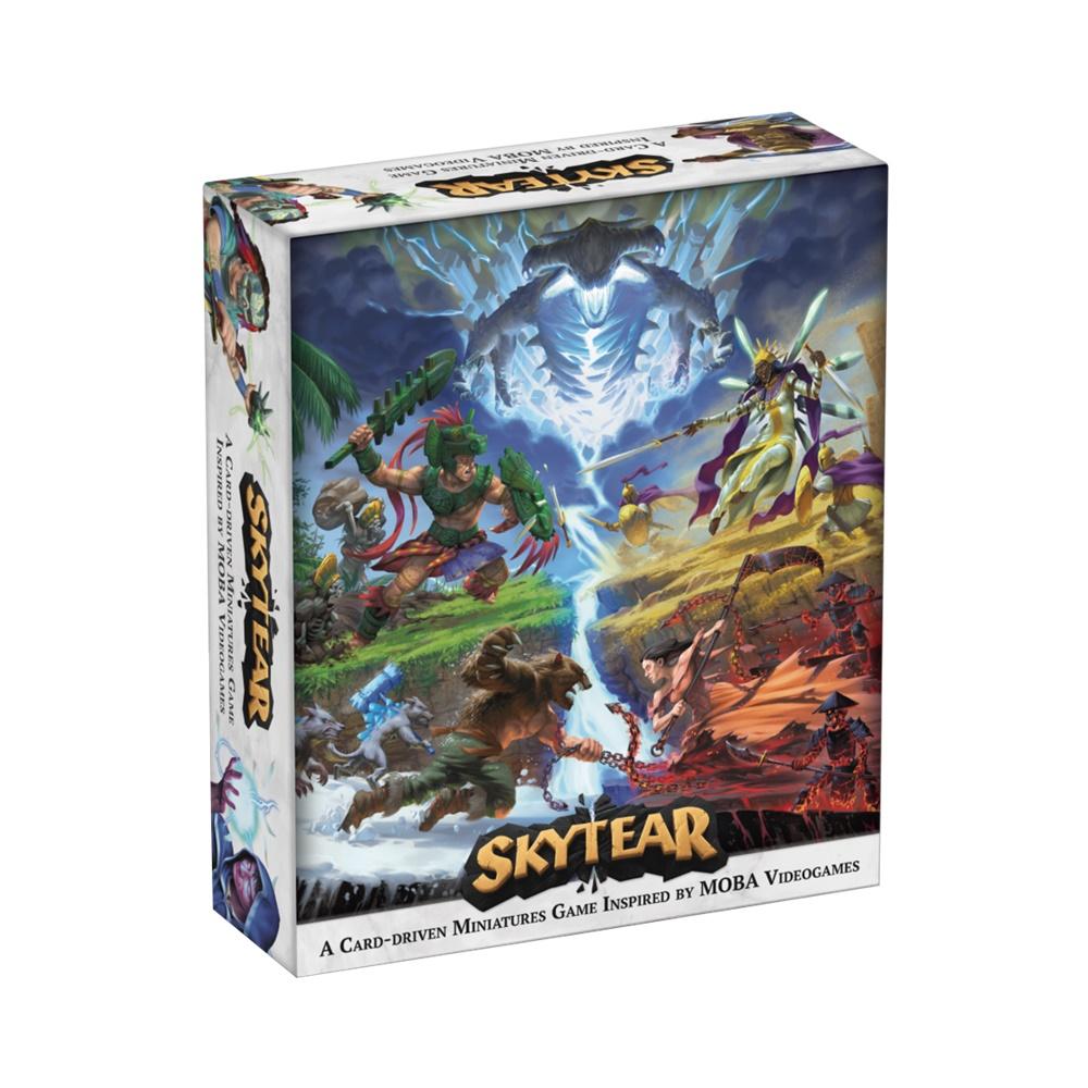 Skytear - Jogo de Tabuleiro - Precisamente Jogos (em português)