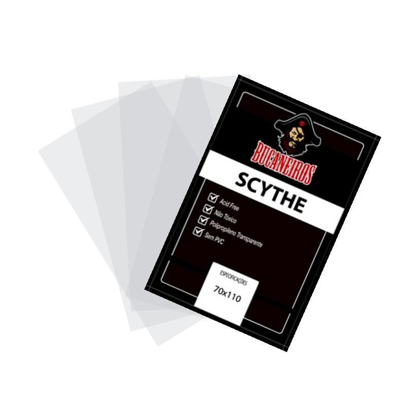 Sleeve Customizado - Scythe (70x110) - Bucaneiros Jogos