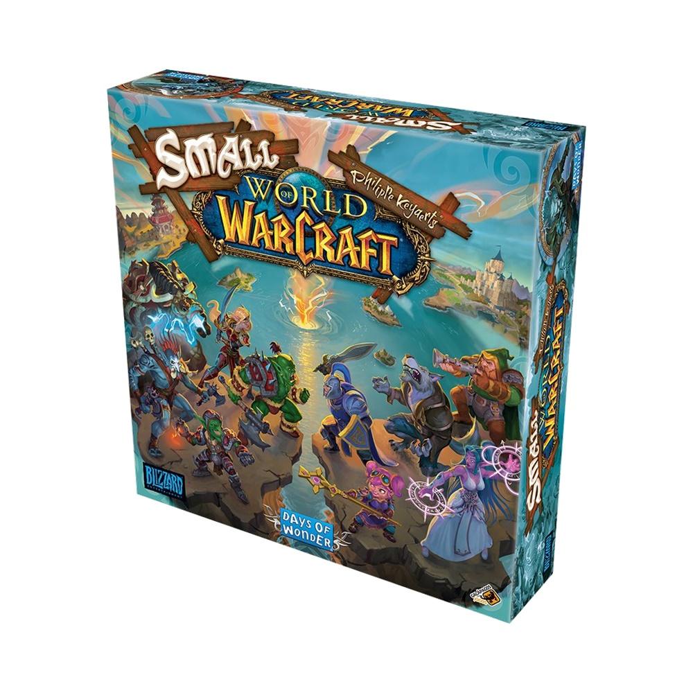 Small World of Warcraft - Jogo de Tabuleiro - Galápagos Jogos (em português)