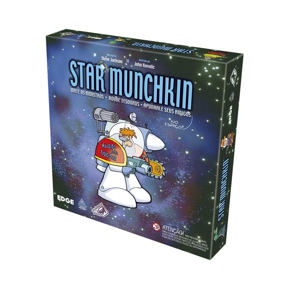 Star Munchkin - Jogo de Cartas - Galápagos Jogos (em português)