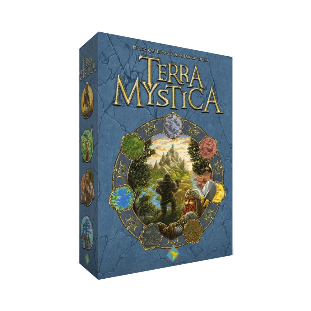 Terra Mystica - Jogo de Tabuleiro - Grok Games (em português)
