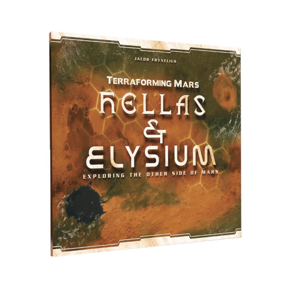 Terraforming Mars: Hellas & Elysium - Expansão Jogo de Tabuleiro - MeepleBR (em português)