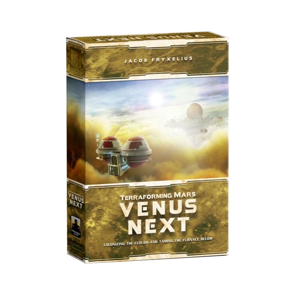 Terraforming Mars: Venus Next - Expansão Jogo de Tabuleiro - MeepleBR (em português)