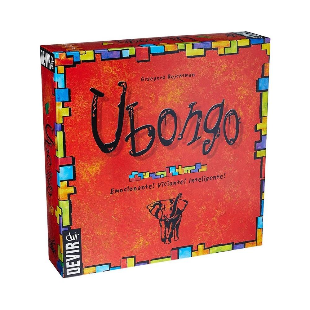 Ubongo - Jogo de Tabuleiro - Editora Devir (em português)