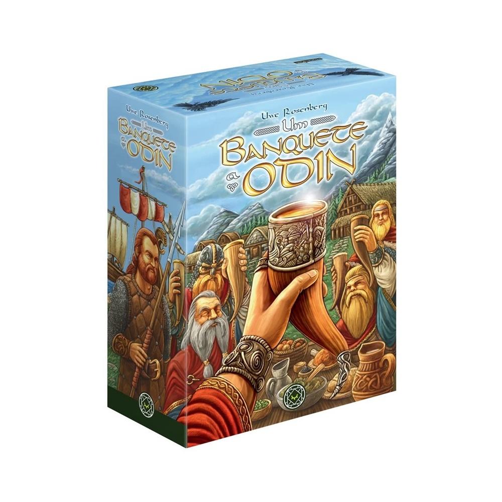 Um Banquete a Odin - Jogo de Tabuleiro - Grok Games (em português)