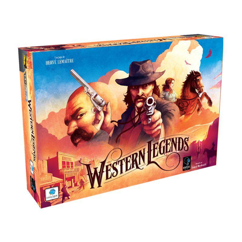 Western Legend + Sleeves