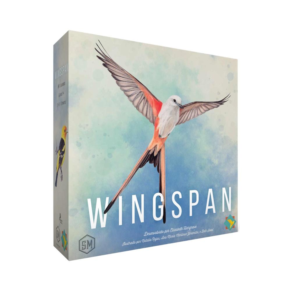 Wingspan - Jogo de Tabuleiro - Grok Games (em português)