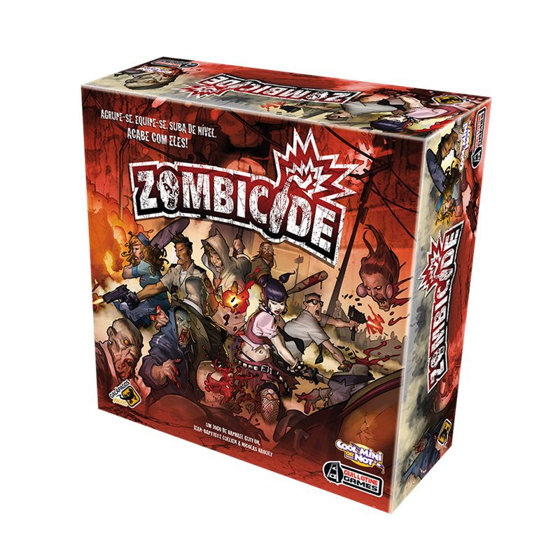 Zombicide + Sleeves