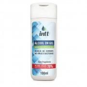 Álcool em Gel Antisséptico 70% Combate Vírus e Bactérias 100ml