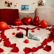 Kit Eletrizante Surpresa Dia Dos Namorados