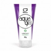 Lubrificante Siliconado Ideal para Sexo Anal Aquagel 60 g