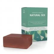 Natural Sex Sabonete Íntimo em Barra com Extrato de Barbatimão 90g