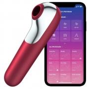 Vibrador Satisfyer Dual Love Pink Controlado por Aplicativo