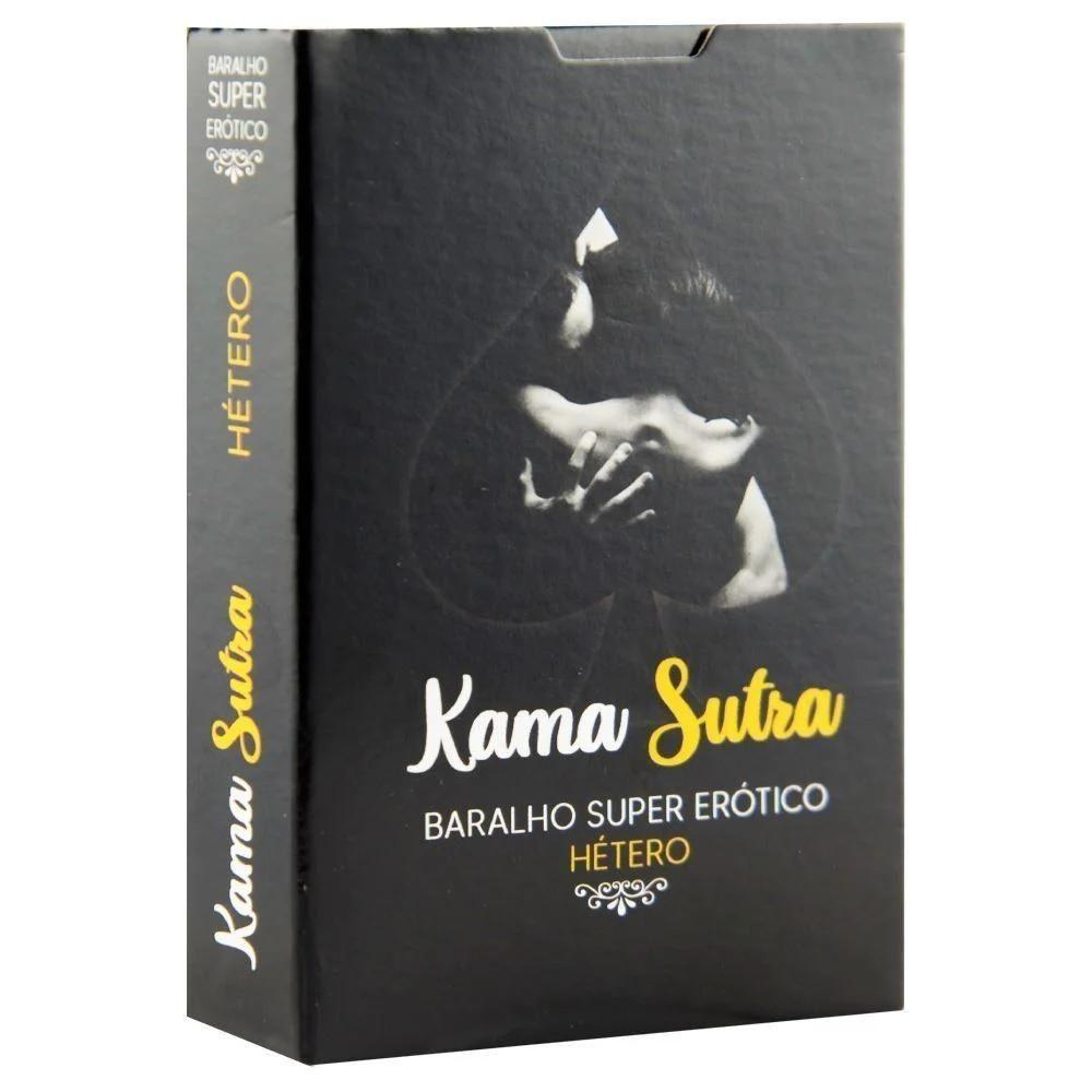 Baralho Kama Sutra Super Erótico com Posições Hétero