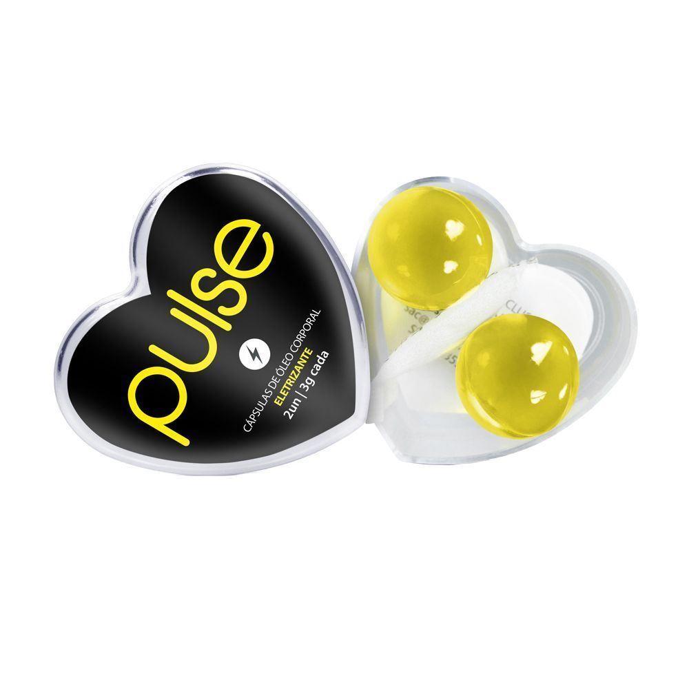 Bolinhas Pulse Excitante Eletrizante
