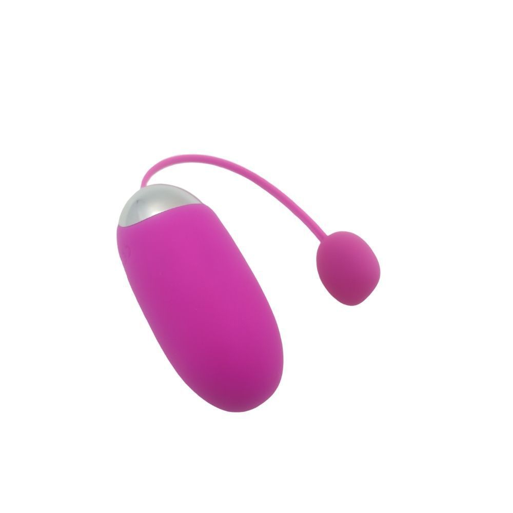 Vibrador Bullet Controlado por Aplicativo Bluetooth Abner Pretty Love