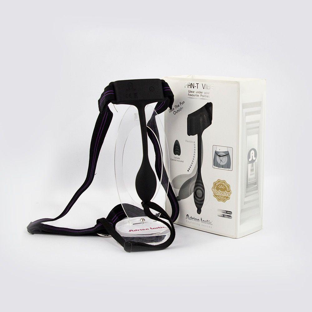 Calcinha Vibratória com 10 níveis de Vibração com Controle Remoto Pant Vibe